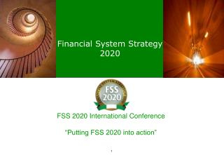 FSS 2020 International Conference �Putting FSS 2020 into action�
