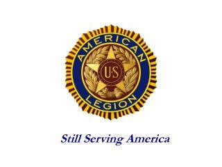 Still Serving America