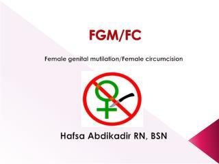 FGM/FC