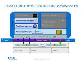 Eaton HRMS R12 to FUSION HCM Coexistence R9