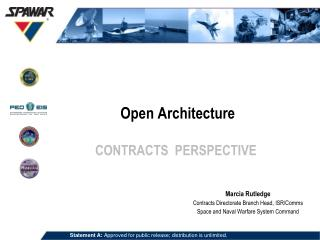 Open Architecture CONTRACTS  PERSPECTIVE