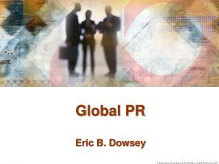 Global PR