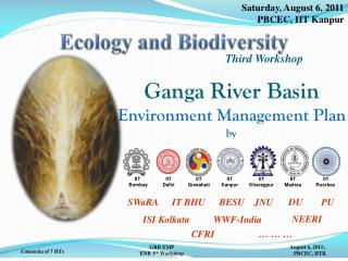 Ganga River Basin  Environment  Management  Plan