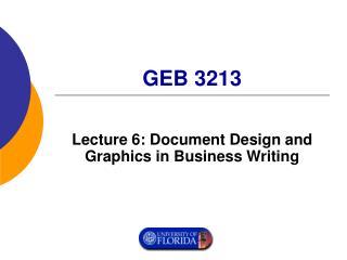 GEB 3213