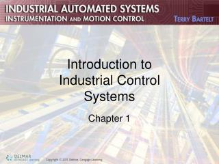 Introduction to Industrial Control Systems