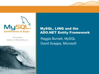 MySQL, LINQ and the ADO.NET Entity Framework