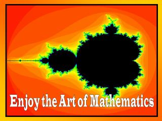 Enjoy the Art of Mathematics