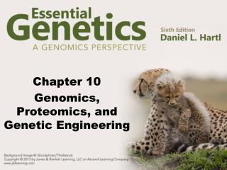 Chapter 10 Genomics, Proteomics, and Genetic Engineering