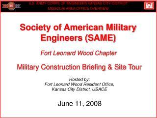 Society of American Military Engineers (SAME)