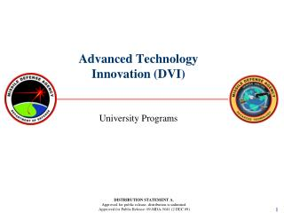 Advanced Technology Innovation (DVI)