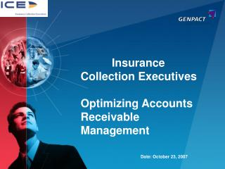 Insurance Collection Executives Optimizing Accounts Receivable Management
