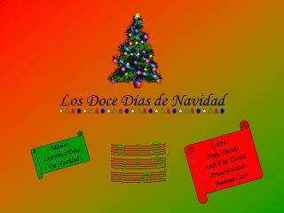 Los Doce D �as de Navidad