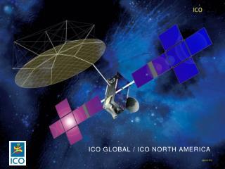 ICO GLOBAL / ICO NORTH AMERICA