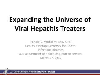 Expanding the Universe of Viral Hepatitis Treaters