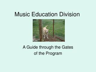 Music Education Division
