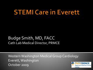 STEMI Care in Everett