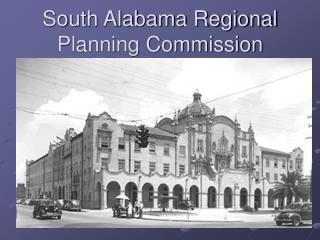 South Alabama Regional Planning Commission