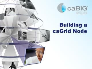 Building a caGrid Node