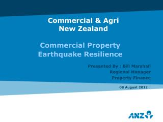Commercial & Agri New Zealand
