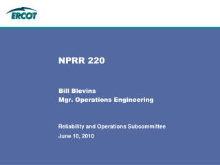 NPRR 220