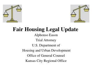 Fair Housing Legal Update