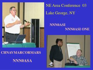 NE Area Conference  03 Lake George, NY