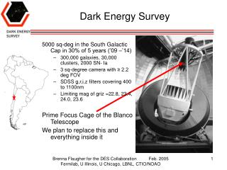 Dark Energy Survey