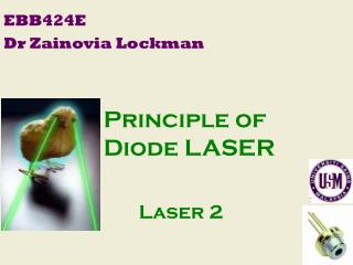 Principle of Diode LASER Laser 2