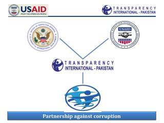 Partnership against corruption