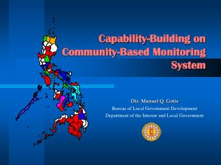 Capability-Building on Community-Based Monitoring System