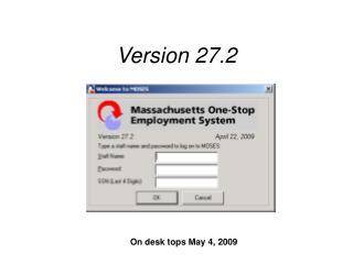 Version 27.2