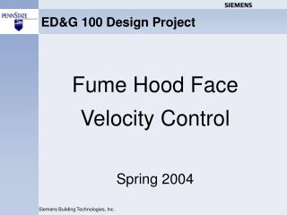 EDG 100 Design Project