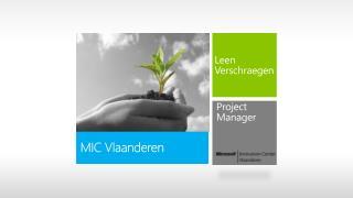 MIC  Vlaanderen