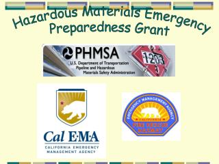 Hazardous Materials Emergency Preparedness Grant