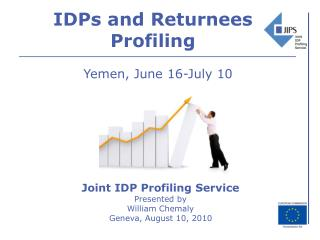 IDPs and Returnees  Profiling