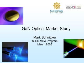 GaN Optical Market Study