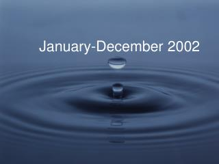 January-December 2002