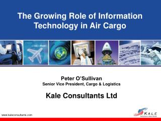 The Growing Role of Information Technology in Air Cargo