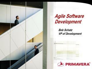 Agile Software Development