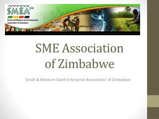 SME Association  of Zimbabwe
