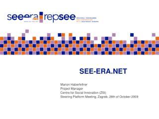 SEE-ERA.NET