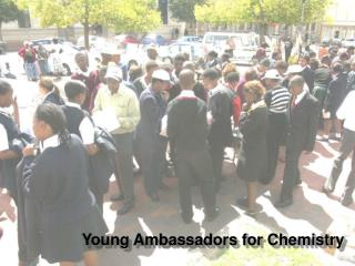 Young Ambassadors for Chemistry