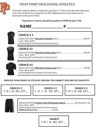 Adidas/SLD  #2817  Sleeveless  Climalite Shirts�����������������...$20.00 Color :  Black  # 005