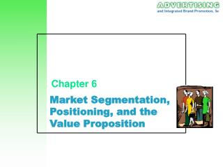 Market Segmentation, Positioning, and the Value Proposition