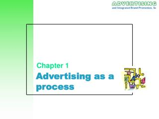 Advertising as a process