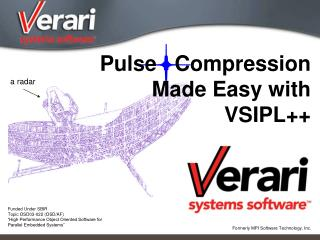 Pulse   Compression Made Easy with VSIPL++
