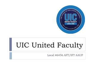 UIC United Faculty