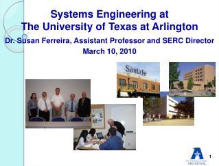 Systems Engineering at The University of Texas at Arlington