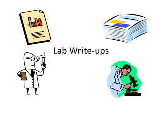 Lab Write-ups