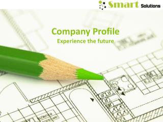 Company Profile Experience the future